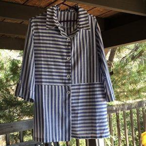 Kaktus striped blouse